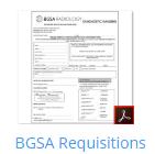 BGSA Requisitions